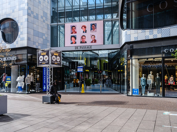 De Passage, Grote Marktstraat, The Hague