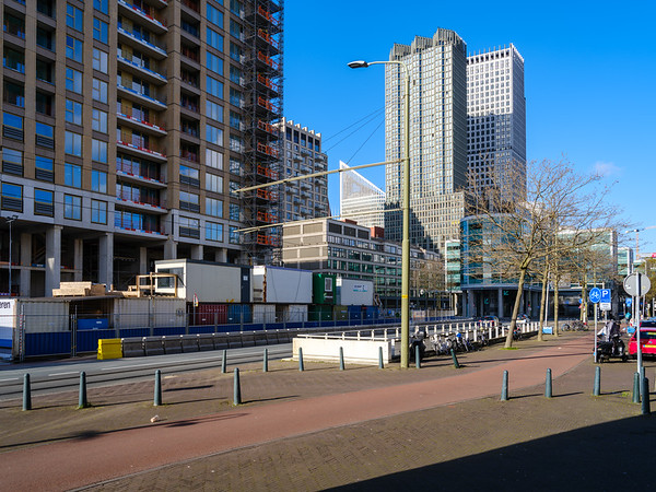 Ammunitiehaven, The Hague