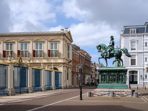 Statue Prins Willem
