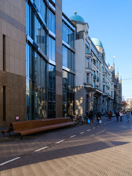 Tweede Kamer, der Staten Generaal & Nieuwespoort,  The Hague