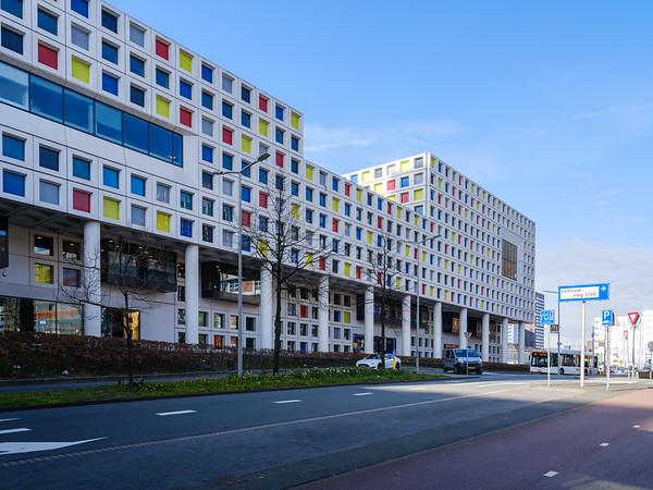 Waldorpstraat, The Hague