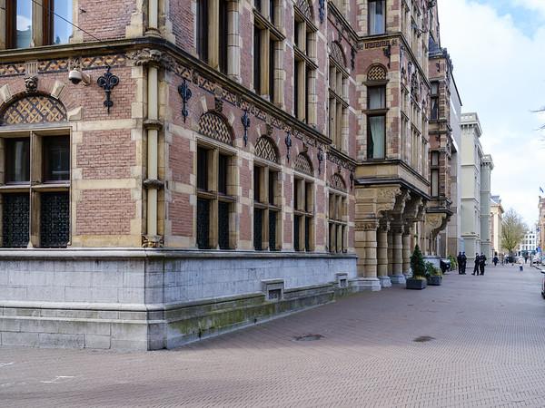 Eerste Kamer, Binnenhof