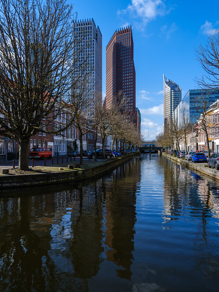 Ministerie van Justitie & Veiligheid, The Hague