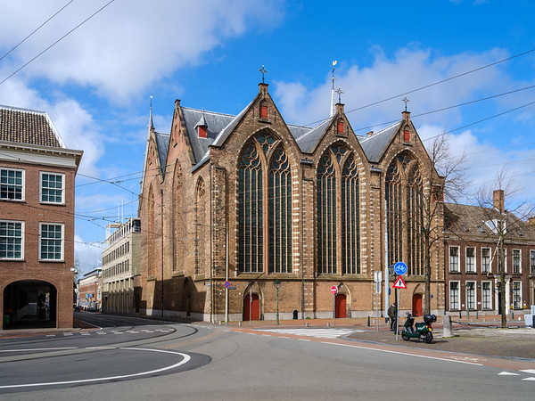 The Kloosterkerk, The Hague