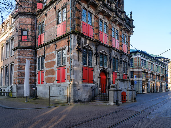 The Old City Hall, The Hague.