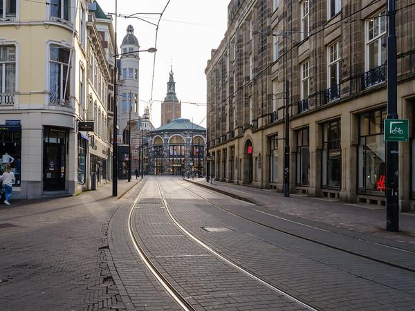 The Maison De Bonneterie Store & The Sting Clothing Store
