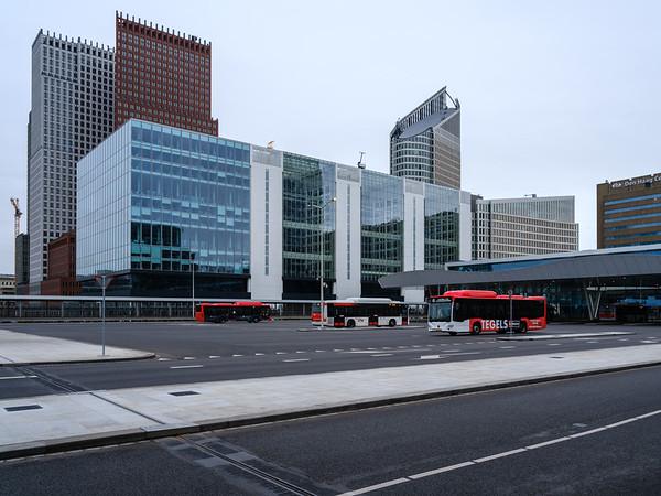Den Haag Bus Station