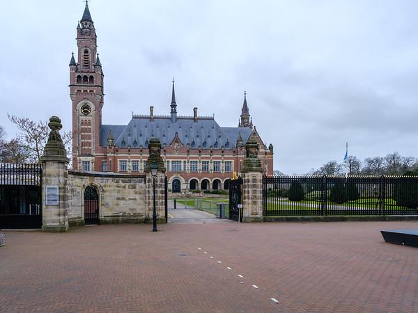 The Peace Palace