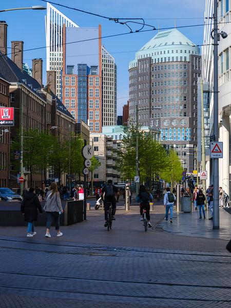 Kalvermarkt, The Hague.