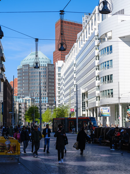 Kalvermarktstraat, The Hague