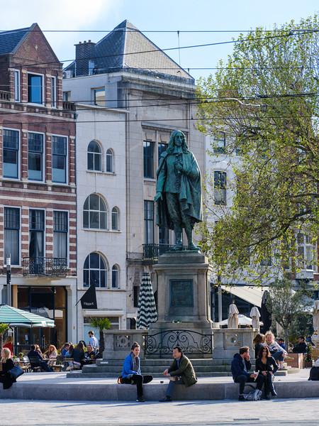 Statue Johan De  Wit