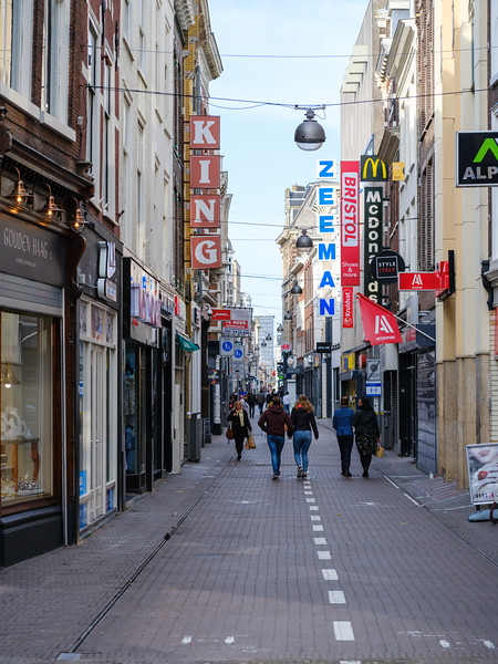 Spuistraat, The Hague