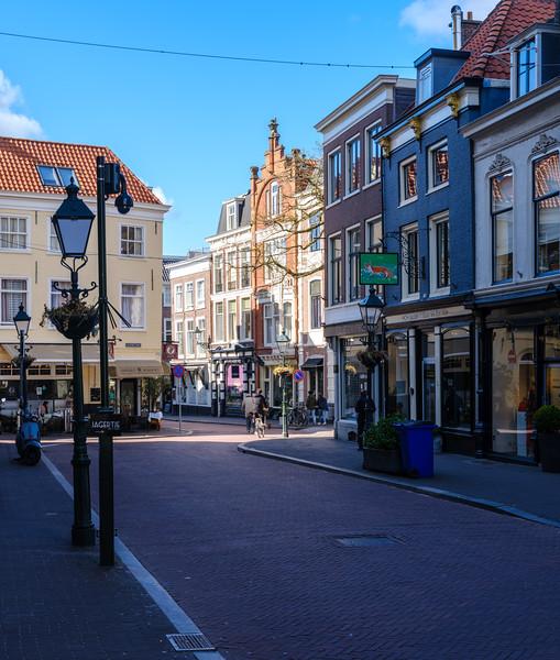 Tuinstraat looking towards the Denneweg