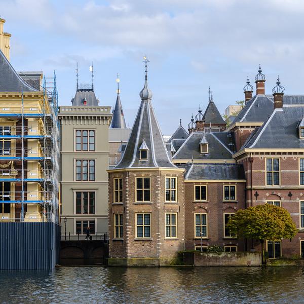 Torentje, Binnenhof