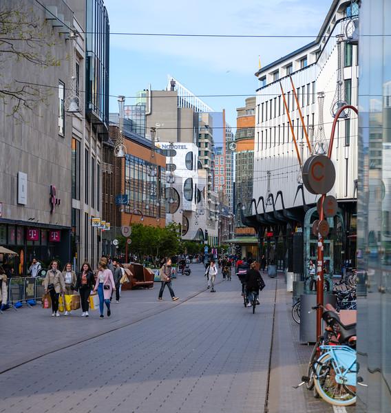 Grote Marktstraat, The Hague.