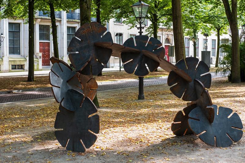 The Hague Sculpture - Brazil
