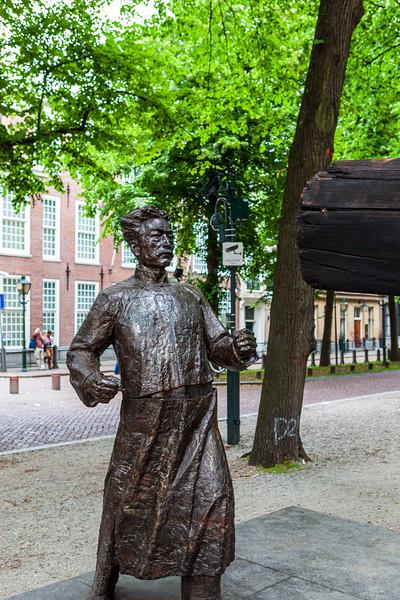 The Hague Sculpture -  Under the Heavens