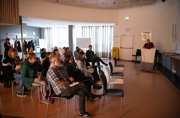 Beatrixoord Sanatorium Media Field Trip