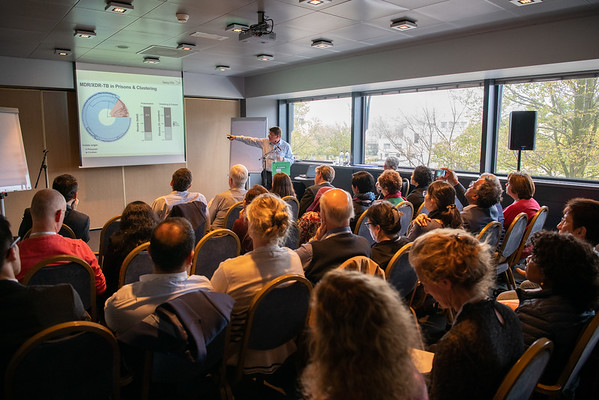 TBScience Session 1 The 49th Union World Conference on Lung Health, The Hague 2018