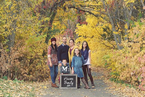 The Haines Family Photos