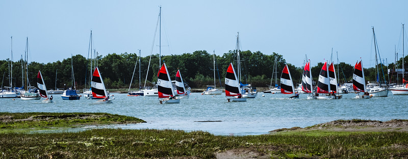 The Hamble River/Sailing