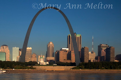 Morning at St. Louis