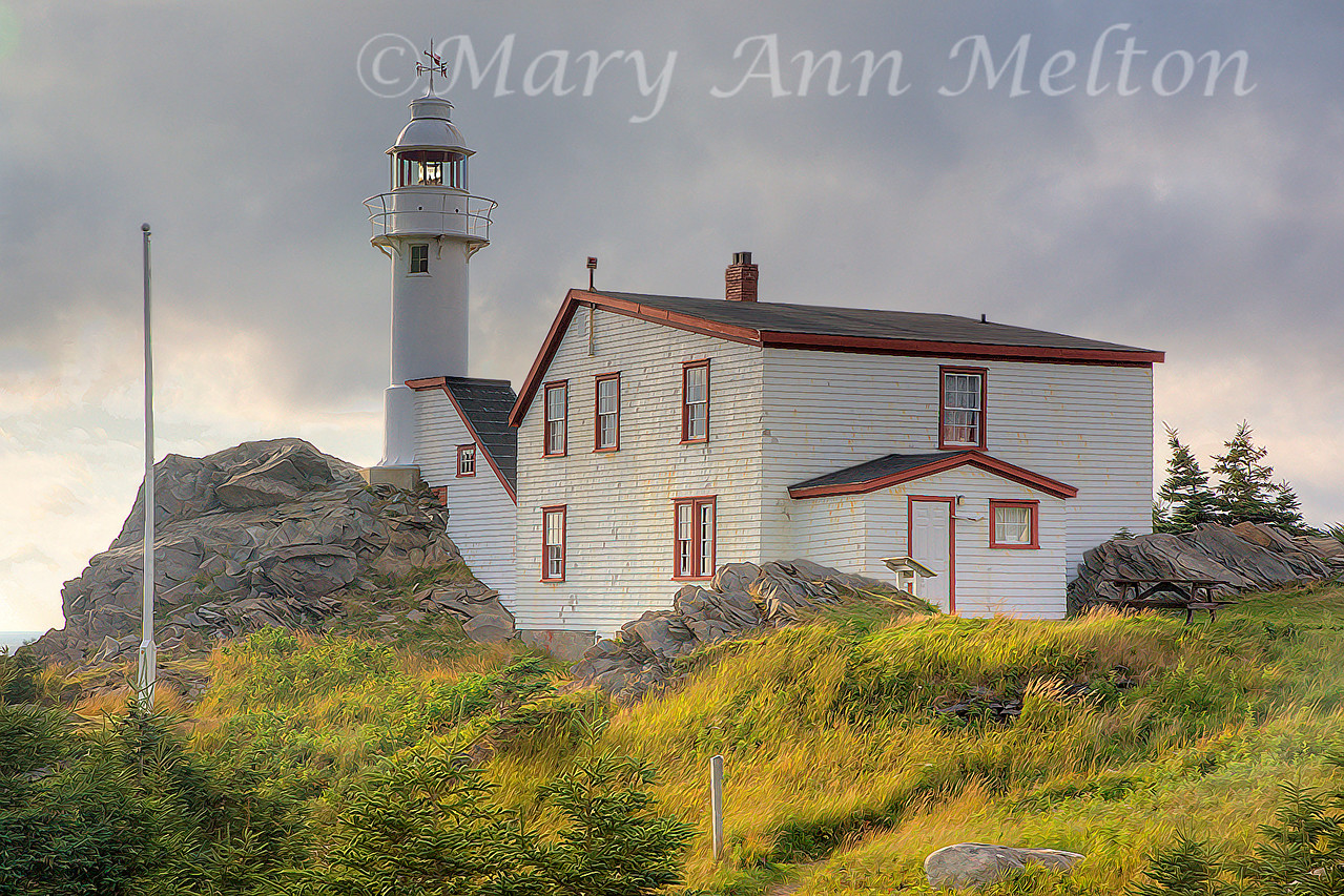 Lobster Cove Head Lighthouse, Rocky Harbor, Newfoundland