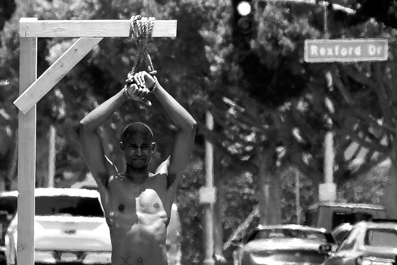The Hangman of Sunset Bld