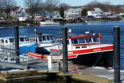 3 docked