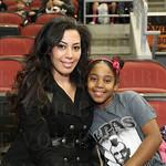 Diana Keene and Leilani Palacios.