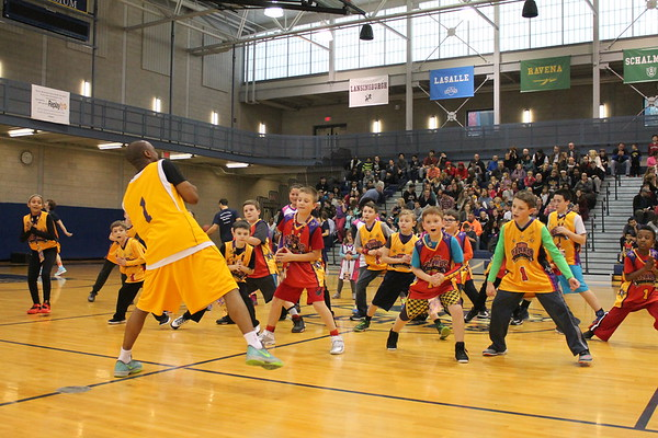 The Harlem Wizards at Cohoes High School