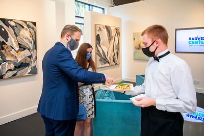 Harvest Center Drinks & Light Bites @ Anne Neilson Fine Art  4-15-2021 by Jon Strayhorn