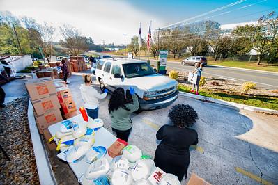 The Harvest Center's Friendsgiving Drive Through 11-21-2020 by Jon Strayhorn