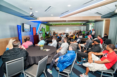 The Harvest Center Inaugural Topgolf Tournament Fundraiser 4-29-18 by Jon Strayhorn