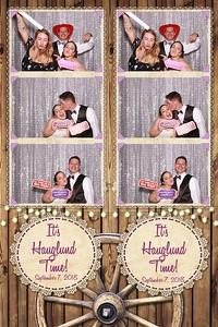The Hauglund Wedding