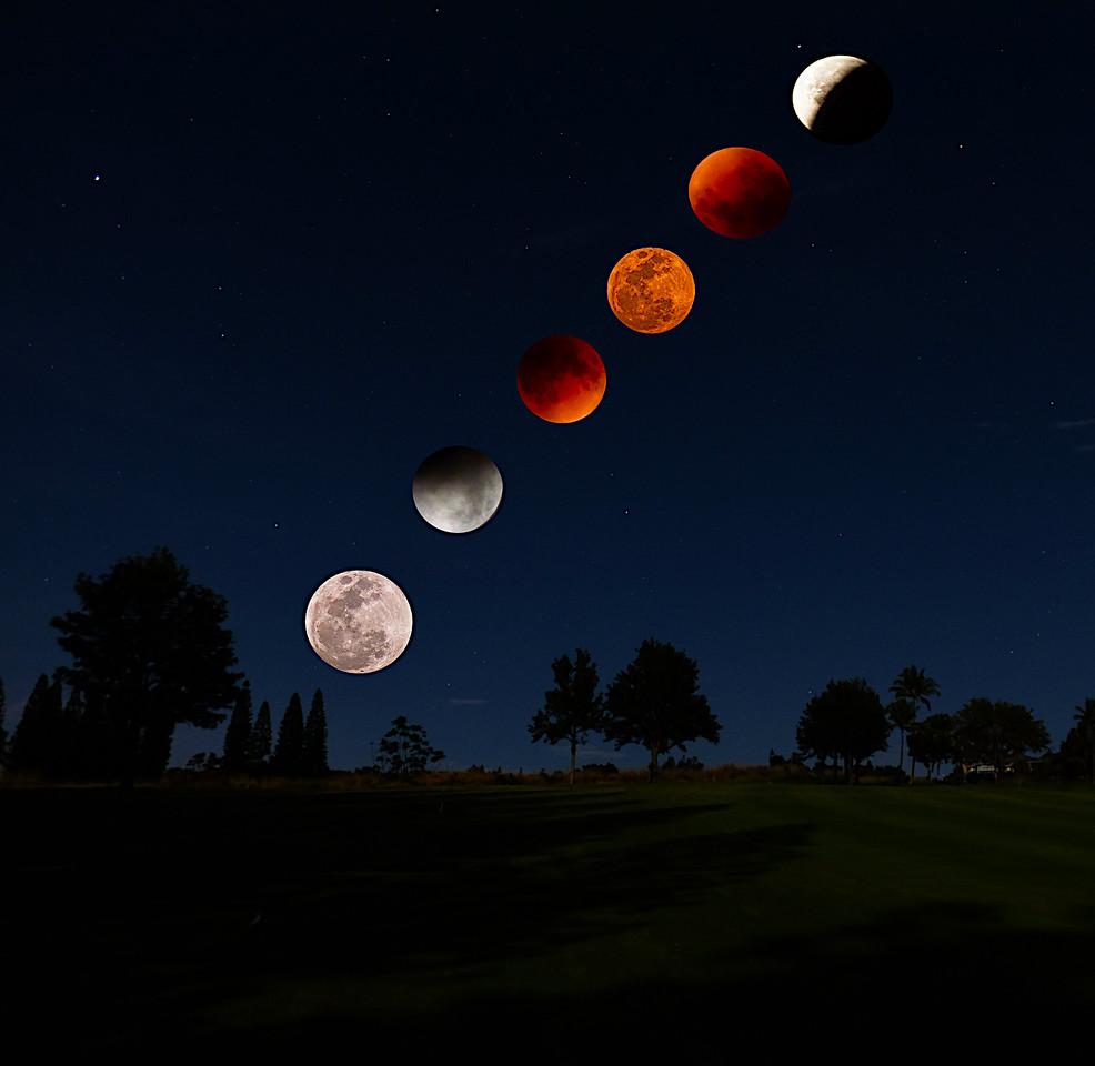Lunar Trfiecta