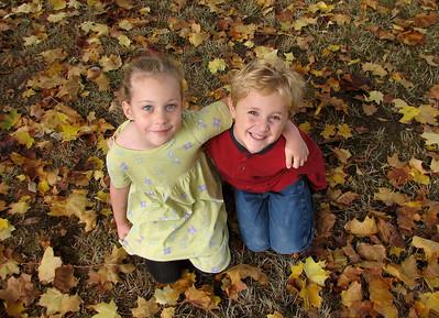 Ethan and Hanna.