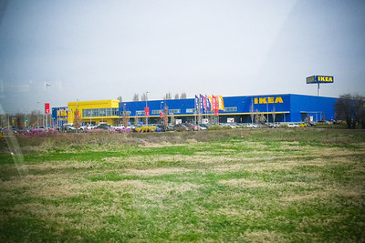 Bye-bye, IKEA!