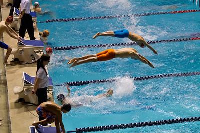 HEAT Lane 2. Brett - breaststroke