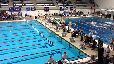 2015 NWAG Regionals 400 yd IM Lane 4