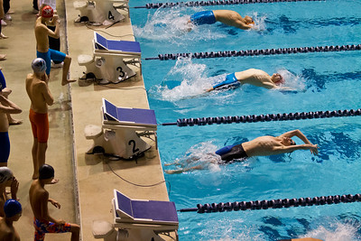 HEAT Lane 2. Max - backstroke