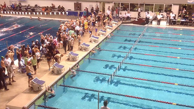 2015 NWAG Regionals 200 yd IM Lane 5