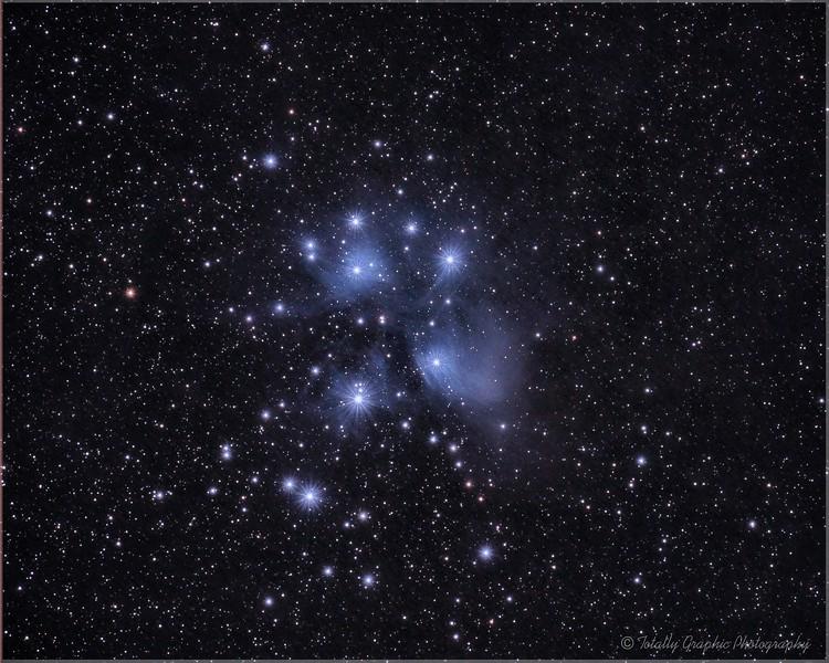 The Pleiades Star System