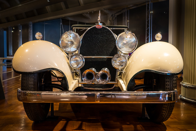 1941 Bugatti Type 41 Royale at The Henry Ford Museum