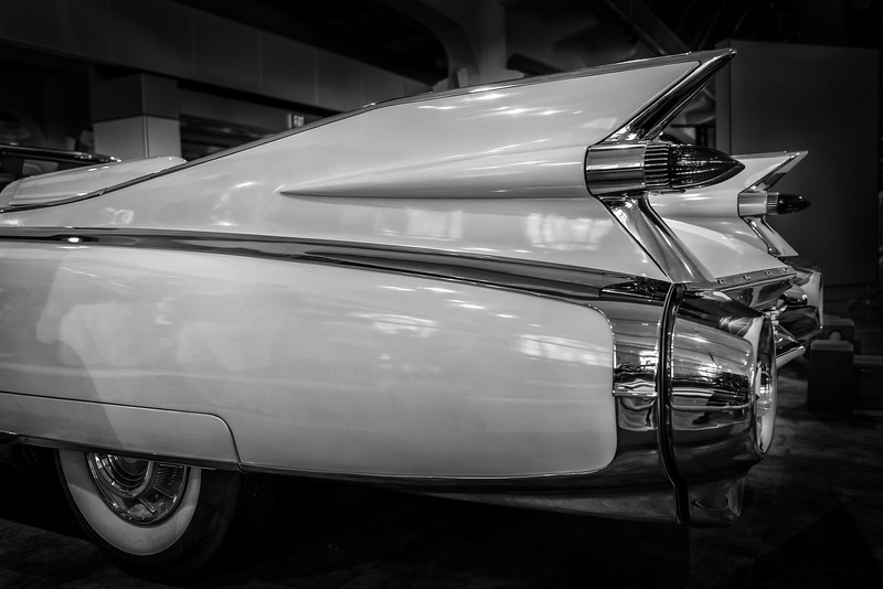 1959 Cadillac Eldorado at The Henry Ford Museum