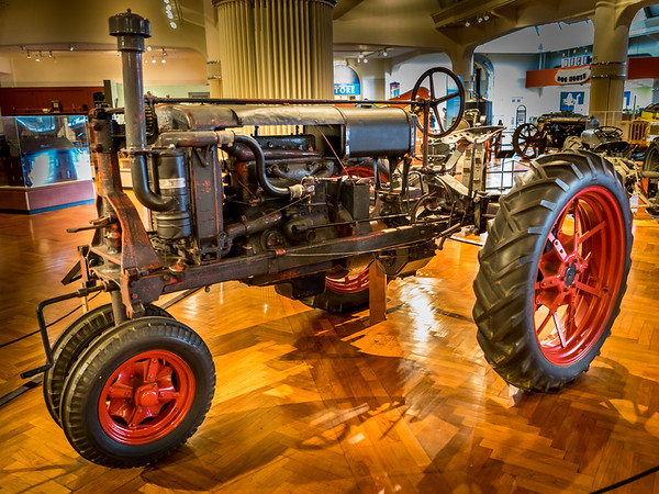Farmall from 1925 at The Henry Ford Museum