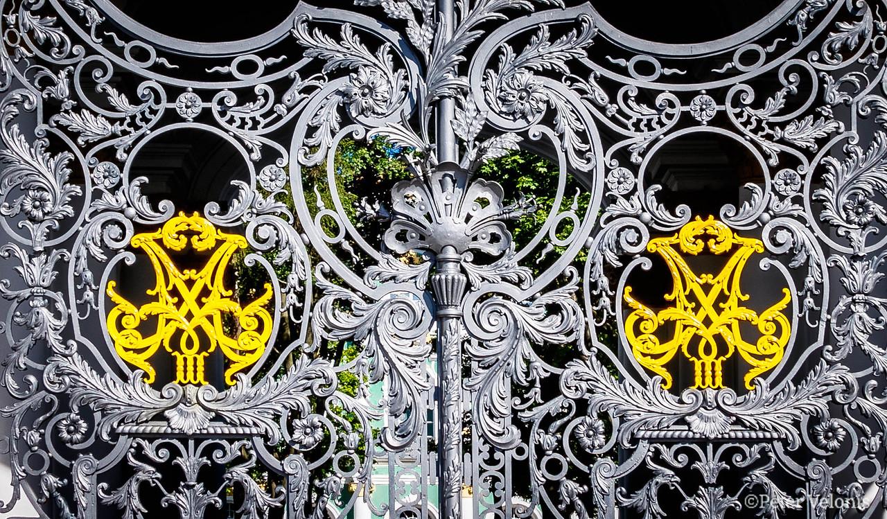 Hermitage Gate