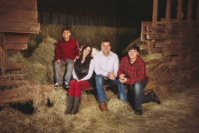The Hickman Family