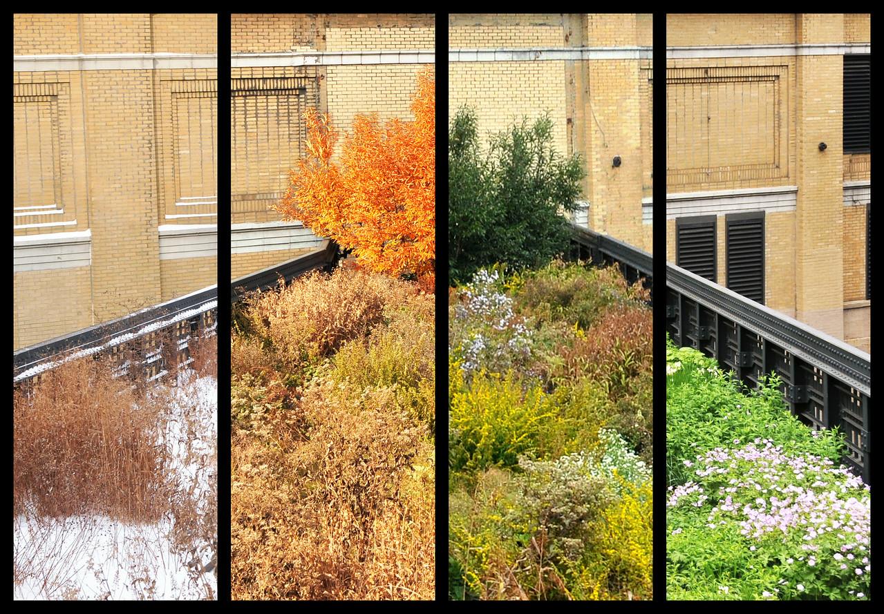Northern Spur Preserve Seasons