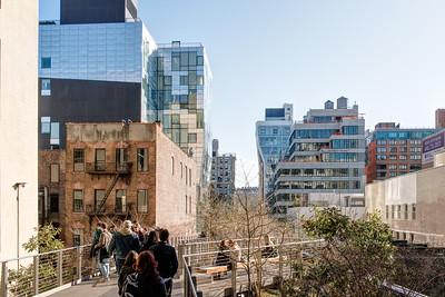 The High Line, New York, NY. Photo by Brandon Vick, http://brandonvickphotography.com/